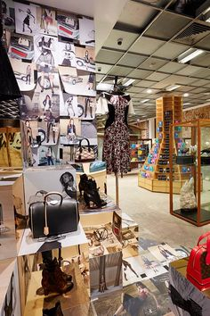 Louis Vuitton 'Series 1' at Dover Street Market, London  By www.chameleonvisual.com
