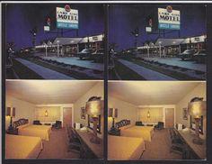 2-Duluth-MN-Lake Air Motel-Vintage Postcard Lot | eBay