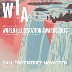 UPDATE: deadline extended to February Delivered by the Association of Illustrators in partnership with the USA-based Directory of Illustration, the World Illustration Awards promotes exceptional. Illustration Competitions, Jobs In Art, Call For Entry, Creative Jobs, Illustrators, Collaboration, Awards, Graphic Design, World