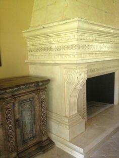 1000 Ideas About Cast Stone Fireplace On Pinterest Stone Fireplace Mantel Cast Stone And