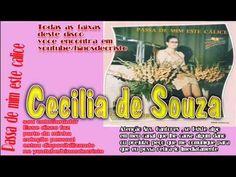 Cecilia de Souza  (Passa de mim este cálice) CD Completo