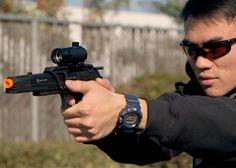 Airsoft GI On The Elite Force Race Gun