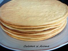 Romanian Desserts, Romanian Food, Sweets Recipes, Cake Recipes, Homemade Cakes, Mini Cakes, Food Cakes, Food To Make, Bakery