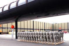 SCISSORELLA: Im Rausch der EuroShop: Eine mehrtägige Wanderung über die weltgrößte Messe für Visual Merchandising und Retail Design  #fair #visualmerchandising #retaildesign #Euroshop #Düsseldorf #architecture #HeinzWilke #future #mannequins