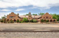 La Castaneda in Las Vegas New Mexico.