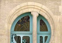 unique front doors in Africa | … Metal and Wood Exterior Doors Bringing Charm …