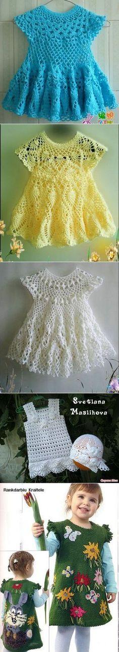 Luty Artes Crochet: roupinhas |