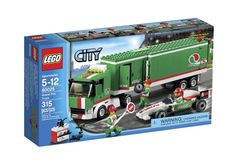 LEGO City Grand Prix Truck Toy Building Set $20.99 + FREE Shipping with Prime!
