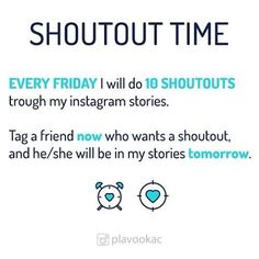 SHOUTOUT TIME!  EVERY FRIDAY I will do 10 SHOUTOUTS trough my instagram stories.  Tag a friend HERE IN THE COMMENTS now who wants a shoutout and he/she will be in my stories tomorrow.  I will post this photo every Thursday! ------------------- #webdevelopment #webdeveloper #webdev #coding #codergirl #code #programming #programmer #developer #girlwhocode #girlswhocode #frontenddeveloper #javascript #html #css #worldcode #worldofprogrammers #gurudeveloper