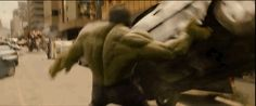 is that Hulk Buster Armor?