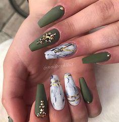 Its Fall time Ladies🍁🍁 Matte Nails, Acrylic Nails, Rainbow Nails, Crystal Nails, Top Nail, Fall Nail Designs, Nail Tools, Gorgeous Nails, Nail Trends