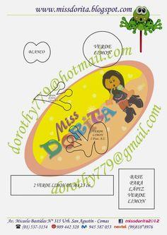 Miss Dorita: Molde del video del Lapiz del Sapito Foam Crafts, Diy And Crafts, Crafts For Kids, Quiet Book Patterns, Felt Patterns, Pencil Toppers, Farm Party, Paper Piecing Patterns, Punch Art