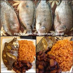 Nigerian Food and Soup Recipes | How to Cook Nigerian Food and African Cuisine: Nigerian Food Recipes