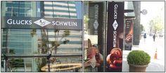 Deutsche Schilder in Korea #Germanismen #Glücksschwein #Koreawelle