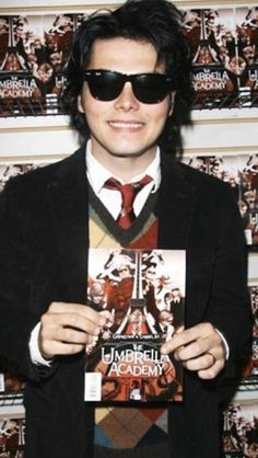 Gerard Way, My Chemical Romance, Drawing, Drawings