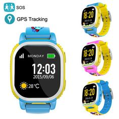 Only US$79.99, buy best Tencent QQ EU 1.22-inch MTK6260D Waterproof GPS Wifi Locating GSM Kids Smart Watch sale online store at wholesale price.US/EU warehouse.