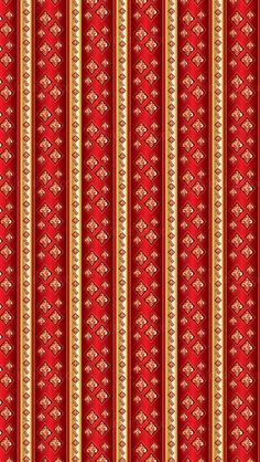 Wallpaper iPhone Red And Gold Wallpaper, Holiday Wallpaper, Flock Wallpaper, Wallpaper For Your Phone, Kawaii Background, Red Paper, Gold Stripes, Background Templates, Wallpaper Downloads