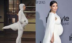 Para el final hemos dejado el homenaje involuntario que Kim Kardashian le dedica…