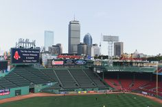 Fenway Park - Boston - I MUST see a game here before i die. Wish I could go to the World Series!!