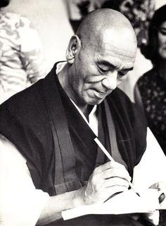 TAISEN DESHIMARU ROSHI....1914...1982...