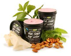 Lush #fair #trade lotion