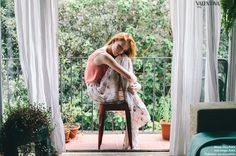 Foto: Luiza Potiens www.luizapotiens.com /       Modelo: Samantha Heck (Elo) / Beleza: Ester Garnev / Styling: Dani Nucci / Agradecimento: Mariana Harder