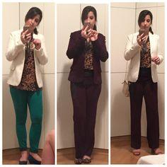 3 formas diferentes e inusitadas para usar uma blusa de onça