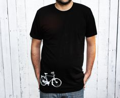 bicycle tshirt