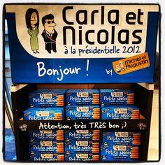 Carla et Nicolas.