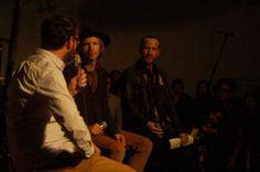 Beck Song Reader Event at Sonos Studio www.mxdwn.com/2013/02/26/reviews/beck-song-reader-event-at-sonos-studio/