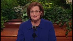 Sister Linda K. Burton: 'Certain Women'