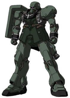 AMS-129 Geara Zulu - Gundam Wiki