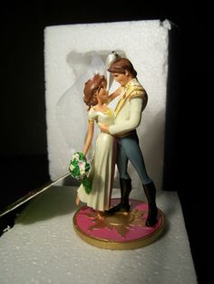 New Disney Store 2012 Tangled Rapunzel Flynn Ryder Wedding Sketchbook Ornament | eBay