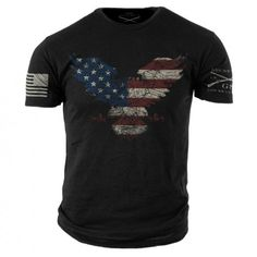 Authentic Grunt Style Apparel sold by Authorized Retailer. Ultra soft and comfortable. Printed in the USA. Original Grunt Style design and is guaranteed to you by their 'Beer Guarantee'. Cool Shirts, Tee Shirts, Tees, Shirt Men, Casual Shirts, Grunt Style, Eagle Shirts, Branded T Shirts, Cool Outfits