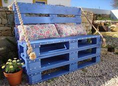 Los muebles con pallets representan una forma excelente de reutilizar un material que, de otra manera, probablemente sería descartado. Los usos que se les puede dar son muchísimos y dependerá de la...