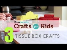 Tissue Box Projects: