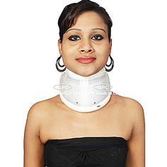 GPC Medical Ltd. - Exporter, Manufacturers & Supplier of Adjustable cervical collar, hard adjustable cervical collar, cervical collar hard adjustable from India.
