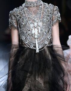 "superbfashion: ""lula-loves: ""Marchesa FW 16 "" Haute couture blog """