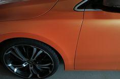 Spezial Matt Orange Folie von AVP Wrapping Folie, Car Wrap, Wraps, Orange, Rolling Stock, Rap, Rolls