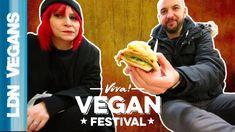 LDN Vegans hit Shoreditch for the Viva! Vegan Festival. #vegan #GoVegan #LDNVegans #LondonVegans #London #PlantBased #Ethical
