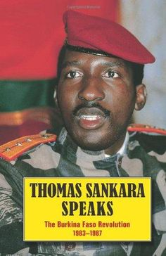 Thomas Sankara Speaks: The Burkina Faso Revolution, 1983-1987