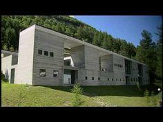Otto Wagner - Postsparkasse Wien - YouTube