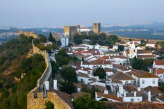 Obidos is one of the amazing medieval towns our team will be visiting during this trip.