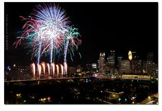 fireworks at the stone arch bridge mpls mn - Google Search