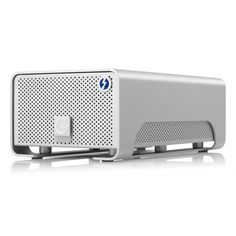 G-Technology 4TB G-RAID Thunderbolt Hard Drive - Apple Store (UK)