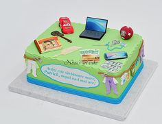 (97) Nina's Art Cake