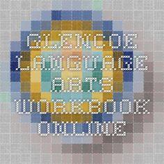 Glencoe Language Arts Workbook - Online