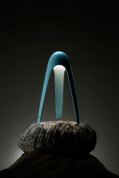 Cyborg Lamp by Karim Rashid for Martinelli Luce