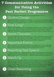 Image result for present perfect continuous fun