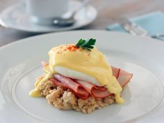The Oatmeal Project - The Easiest Hollandaise Sauce You'll Ever Make {recipe} – Oatmeal Project No. 19